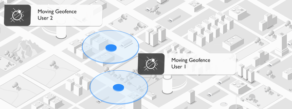 Introducing GeoSpark's Moving Geofences