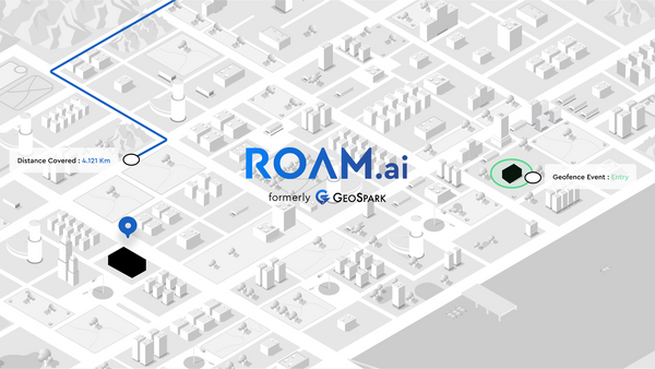 GeoSpark is now Roam.ai!