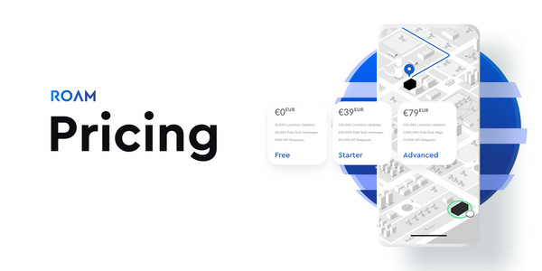 Introducing Roam.ai's new pricing model